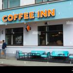 Modern Cafe Facade High Resolution Stock Photography And Images Alamy