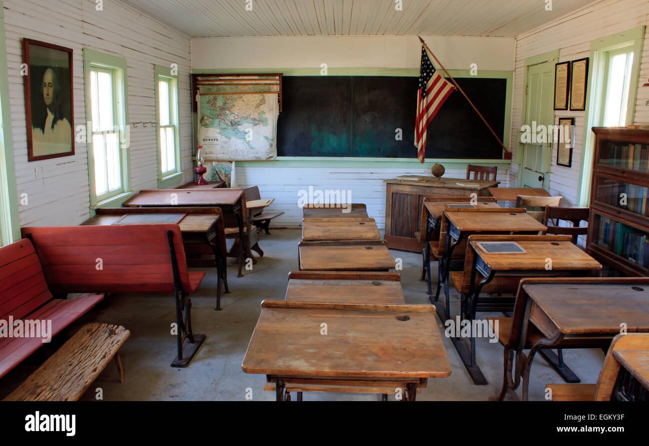 One Room Schoolhouse Stock Photos Amp One Room Schoolhouse