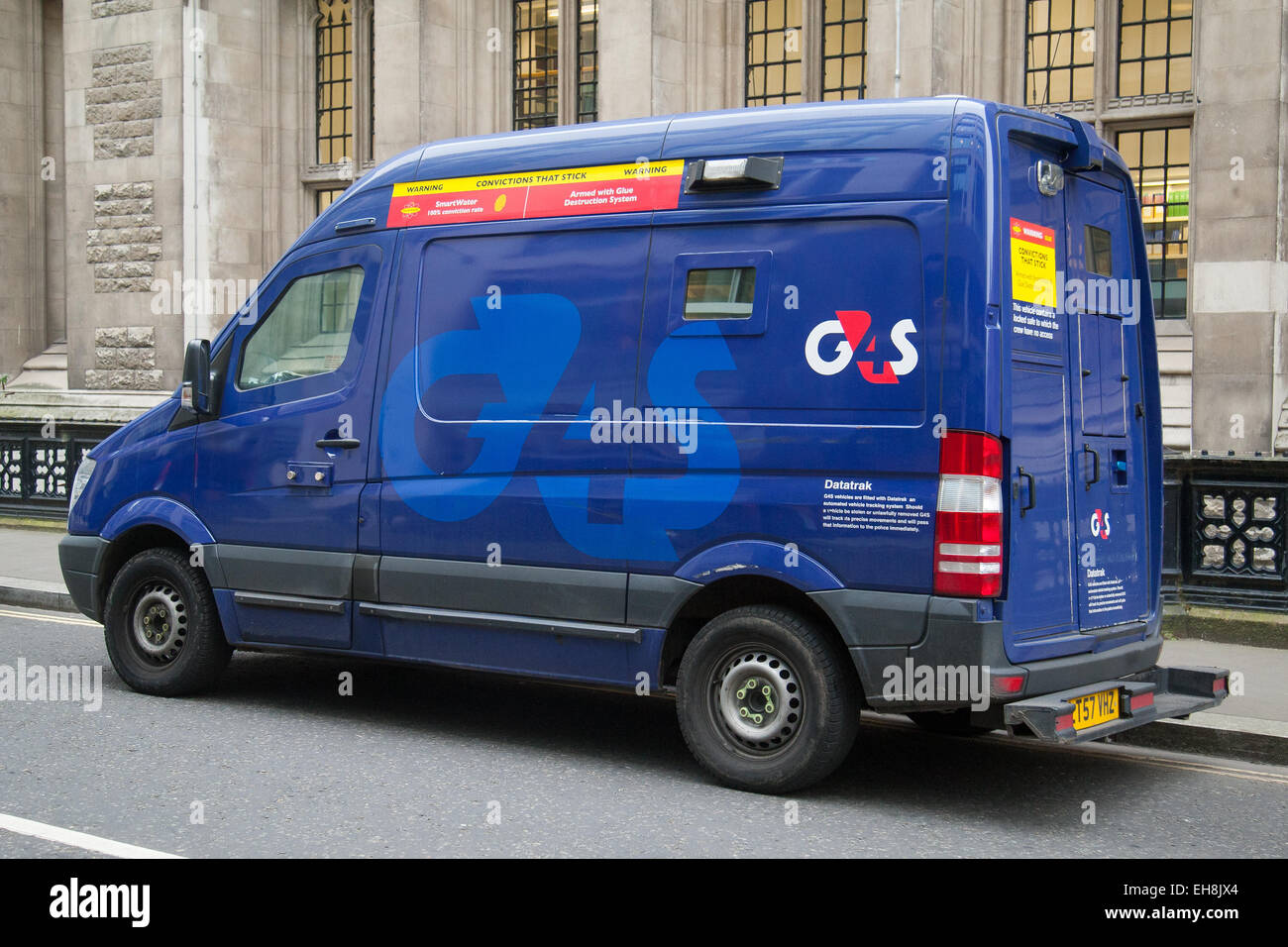 Security Guard G4s