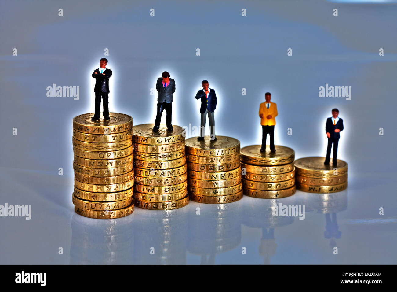 Wages Pay Scale In Business Work Workers Pay Money Salary