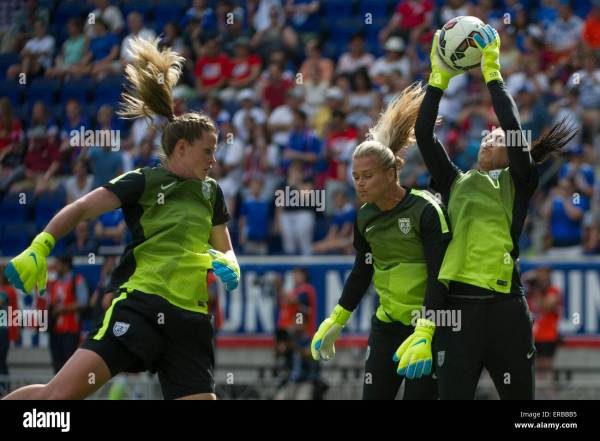 May 30, 2015: USA Women's National Team goalkeeper Hope ...