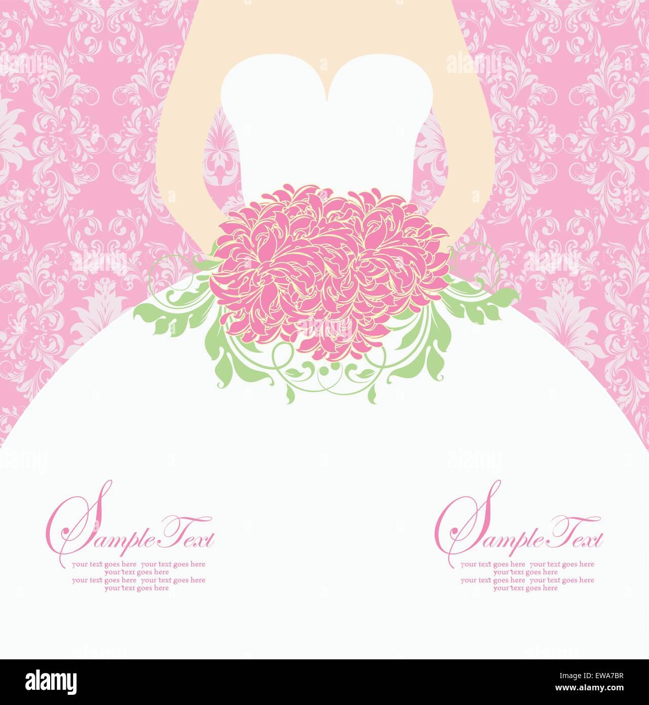 https www alamy com stock photo vintage wedding invitation card with ornate elegant retro abstract 84433211 html