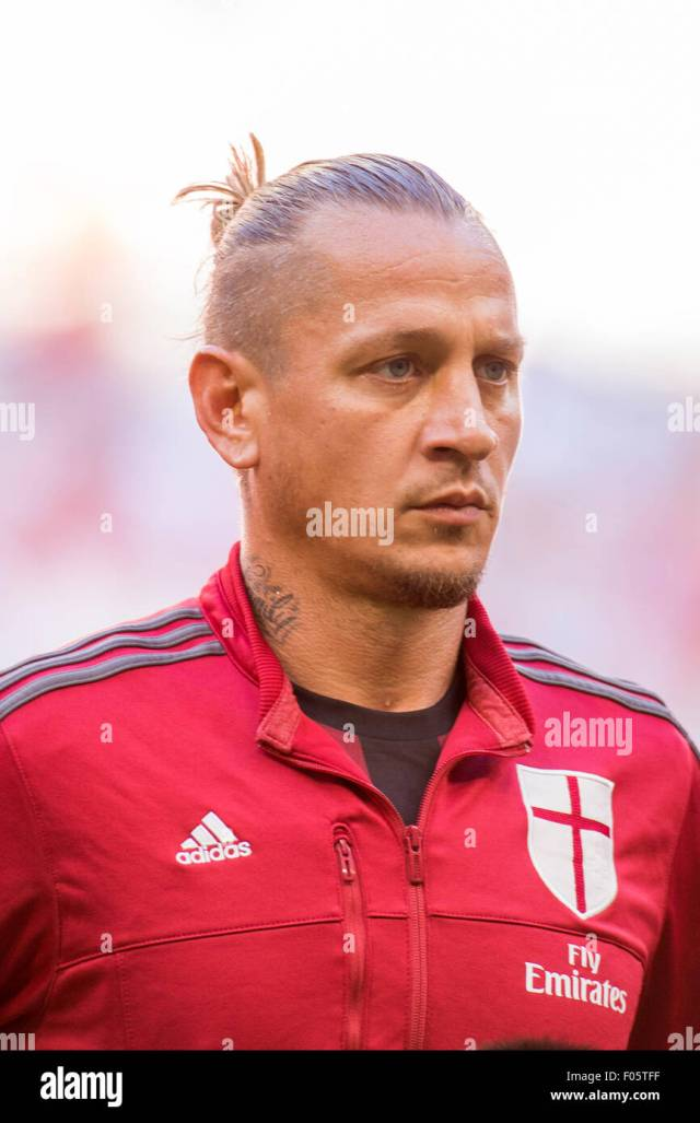 munich, germany. 5th aug, 2015. philippe mexes (milan stock