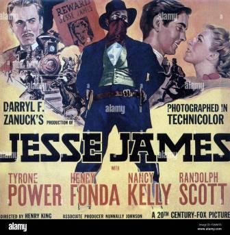 Image result for jesse james movie poster