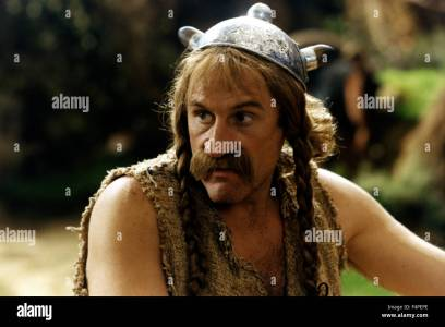 gerard depardieu obelix asterix and obelix take on caesar 1999 stock photo alamy