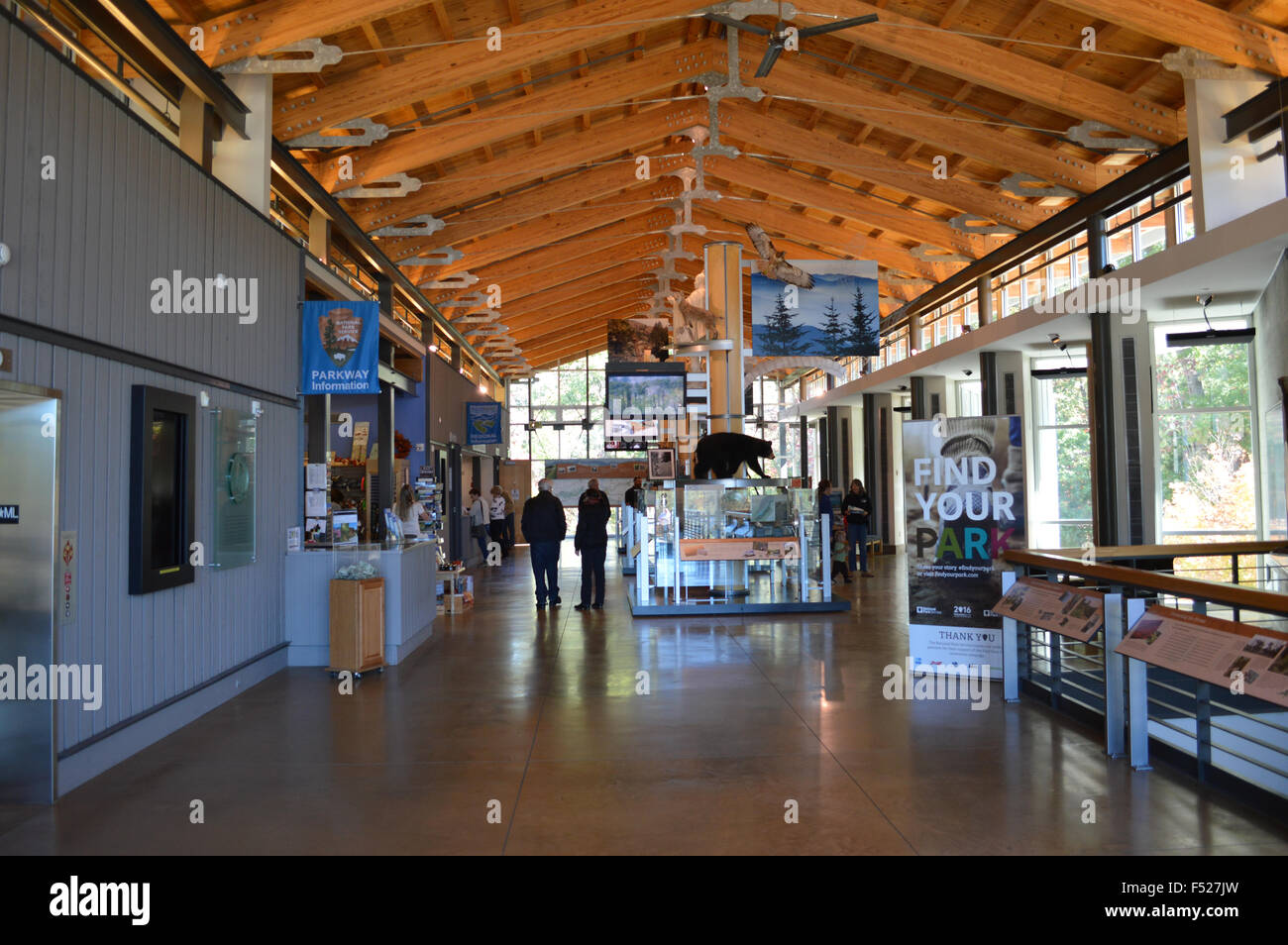 Asheville Nc Visitors Center
