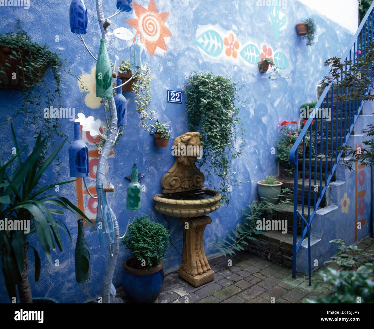 Basement Garden Stock Photos Amp Basement Garden Stock