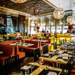 Beautiful Italian Restaurant Interior In Jakarta Indonesia Stock Photo Alamy