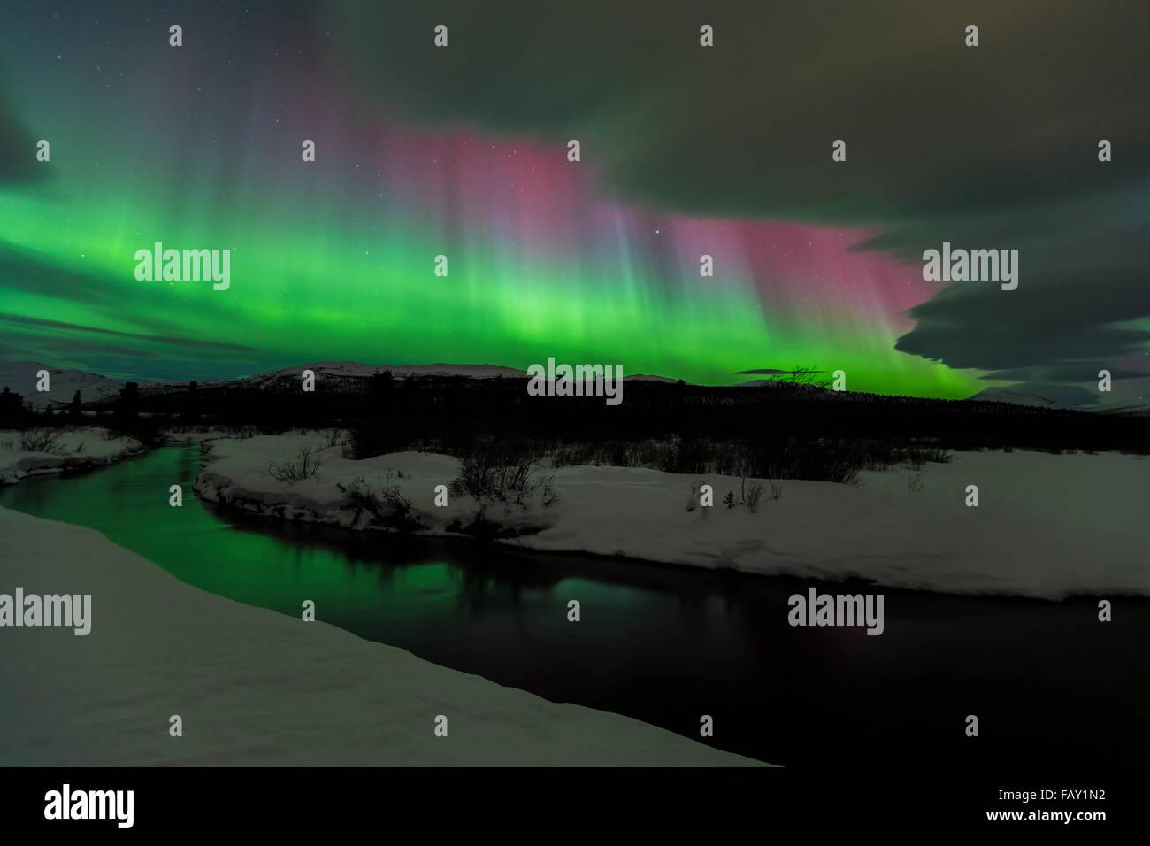 Barrow Alaska Northern Lights