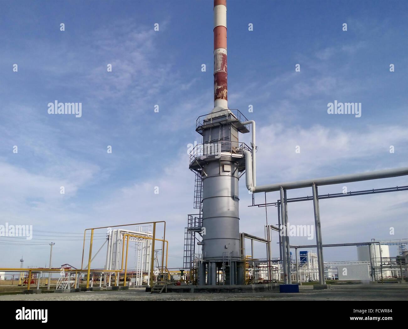 Refinary Fluid Heaters