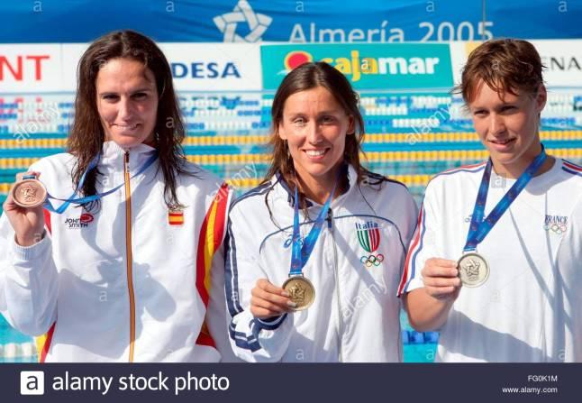 "Resultado de imagen de ""Ana Belén Palomo"" swimmer"