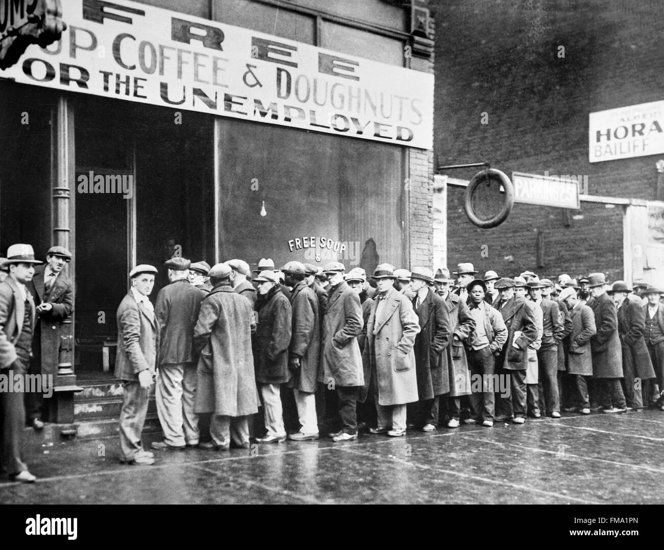 Great Depression S High Resolution Stock Photography