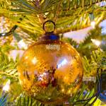 Elegant Beautiful Christmas Tree Ornaments High Resolution Stock Photography And Images Alamy