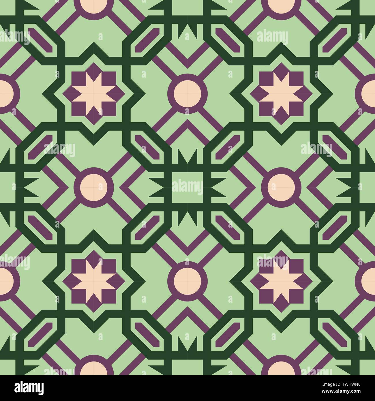 https www alamy com stock photo abstract ceramic mosaic floor tile seamless pattern with geometric 101811612 html