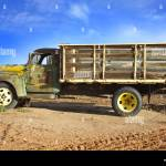 Old Farm Truck High Resolution Stock Photography And Images Alamy