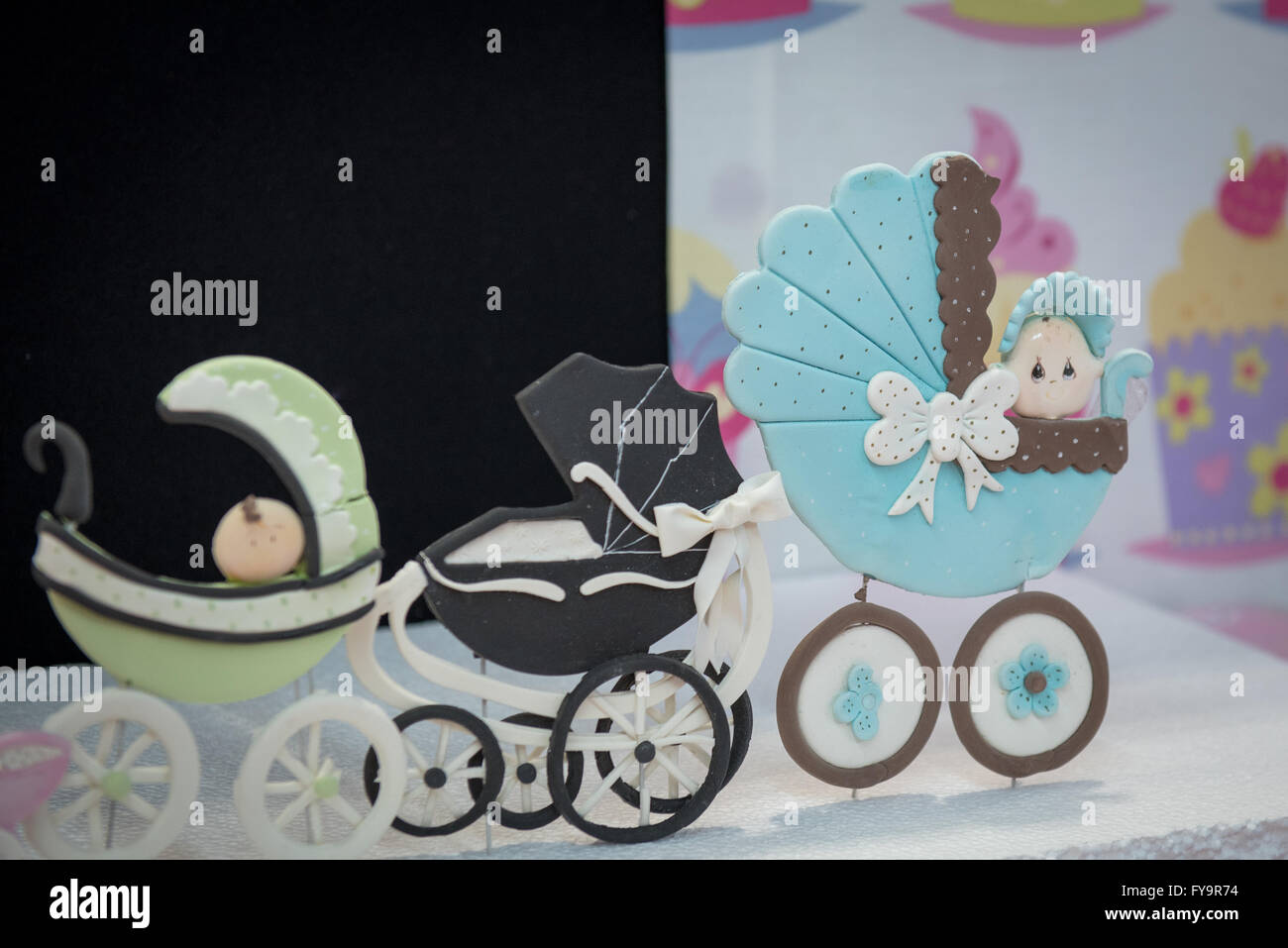 Prams With Toddlers New Baby Shower Decorations Cake