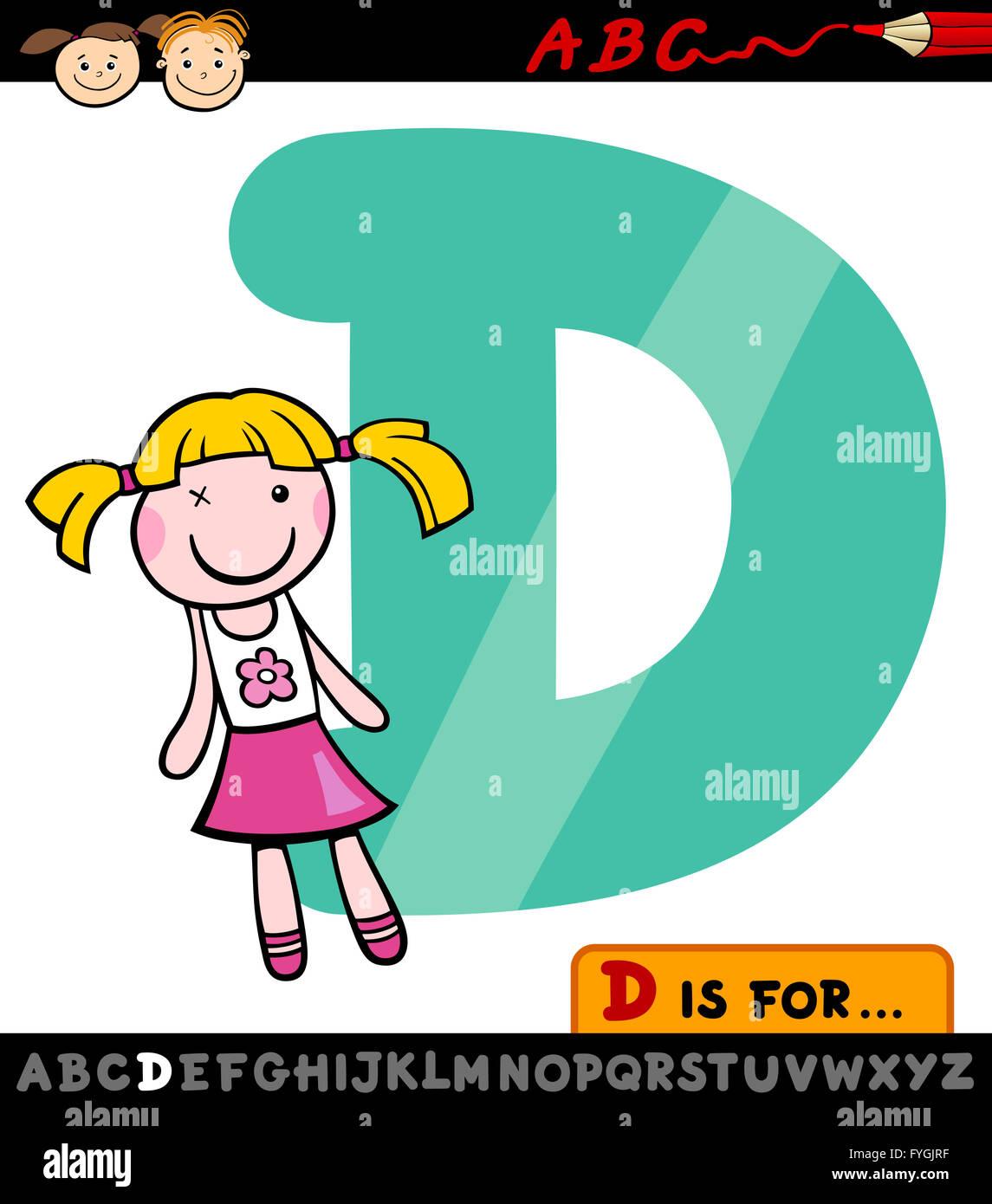 Cartoon Letter P Stock Photos Amp Cartoon Letter P Stock Images