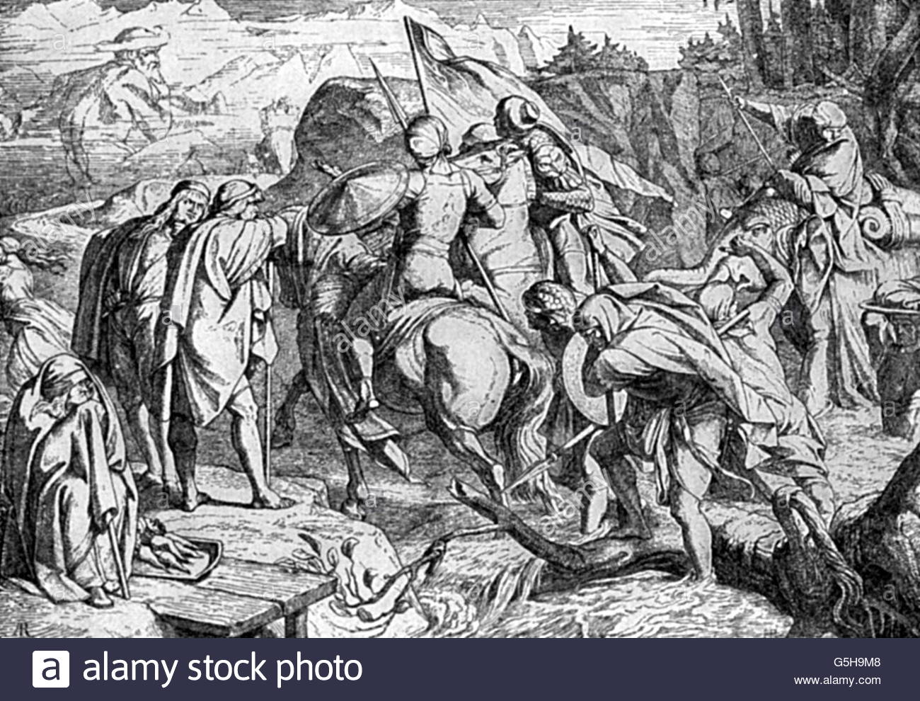 Second Punic War Hannibal And The Carthaginian Army