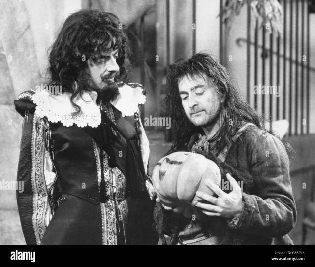 Television Blackadder Comic Relief Special London