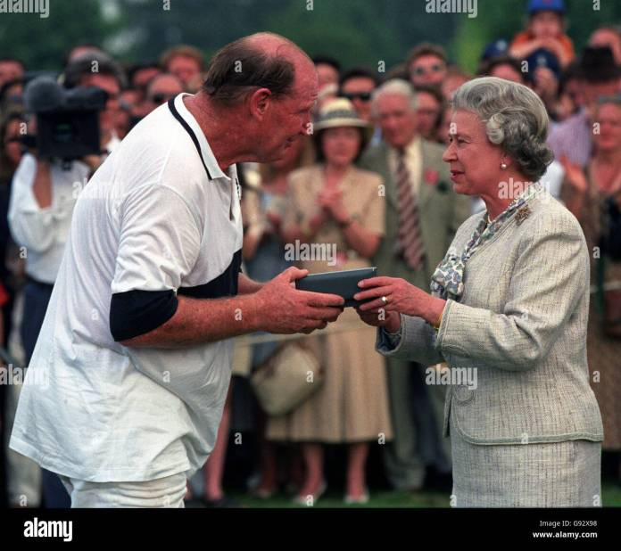 Kerry Packer Stock Photo: 108858660 - Alamy