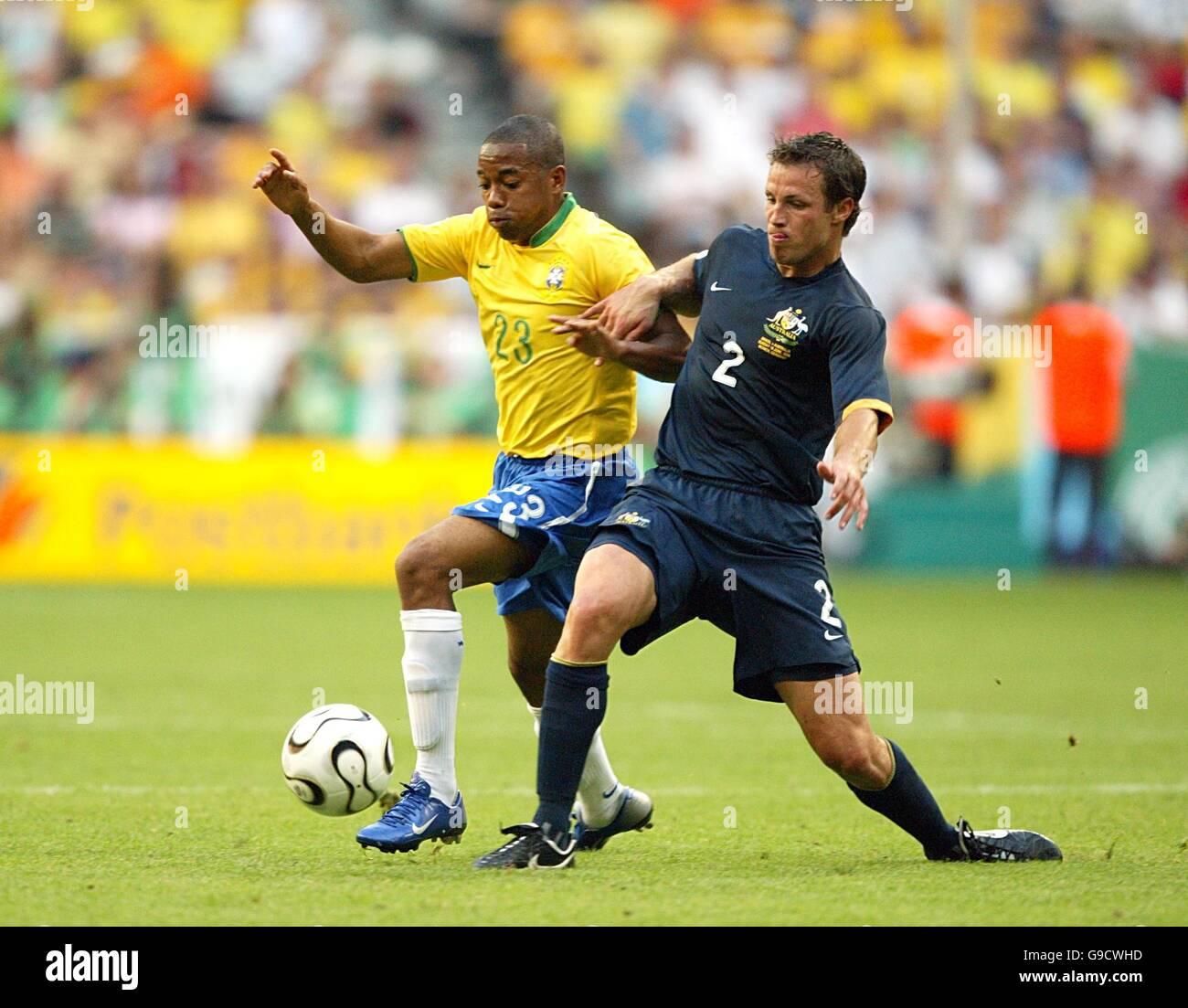 Resultado de imagem para Brazil v Australia 2006