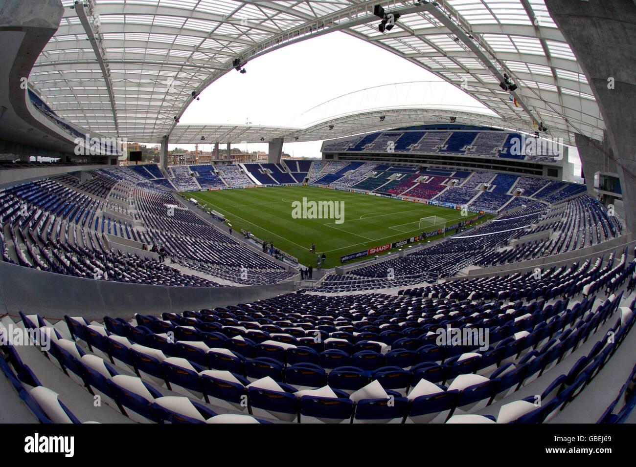 Porto Fc Stadium Seating Plan - A General View Of The Dragao Stadium Home Of Fc Porto Stock Photo Alamy