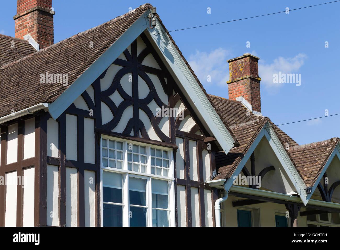 Tudor Style Apartments Queens