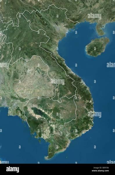 Vietnam map hd images pin wallpaper vietnam map stock photos vietnam map stock images alamy satellite view of vietnam cambodia and laos publicscrutiny Images