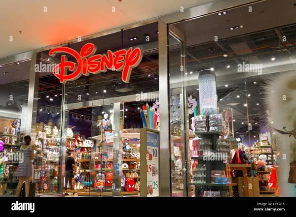 Disney Store Stock Photos & Disney Store Stock Images - Alamy