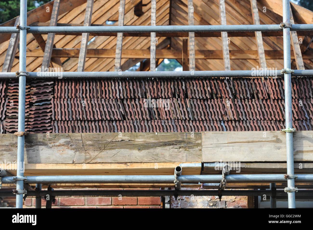 Beam Construction Exposed Stock Photos Amp Beam Construction