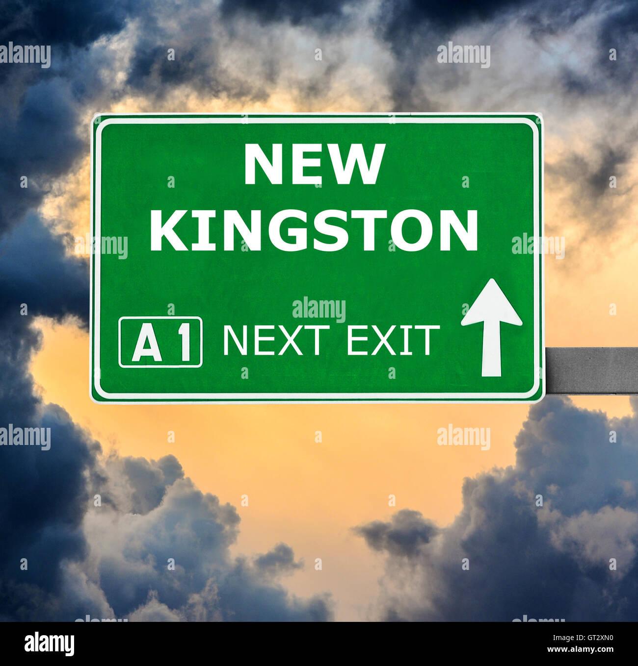 Kingston Jamaica City Night