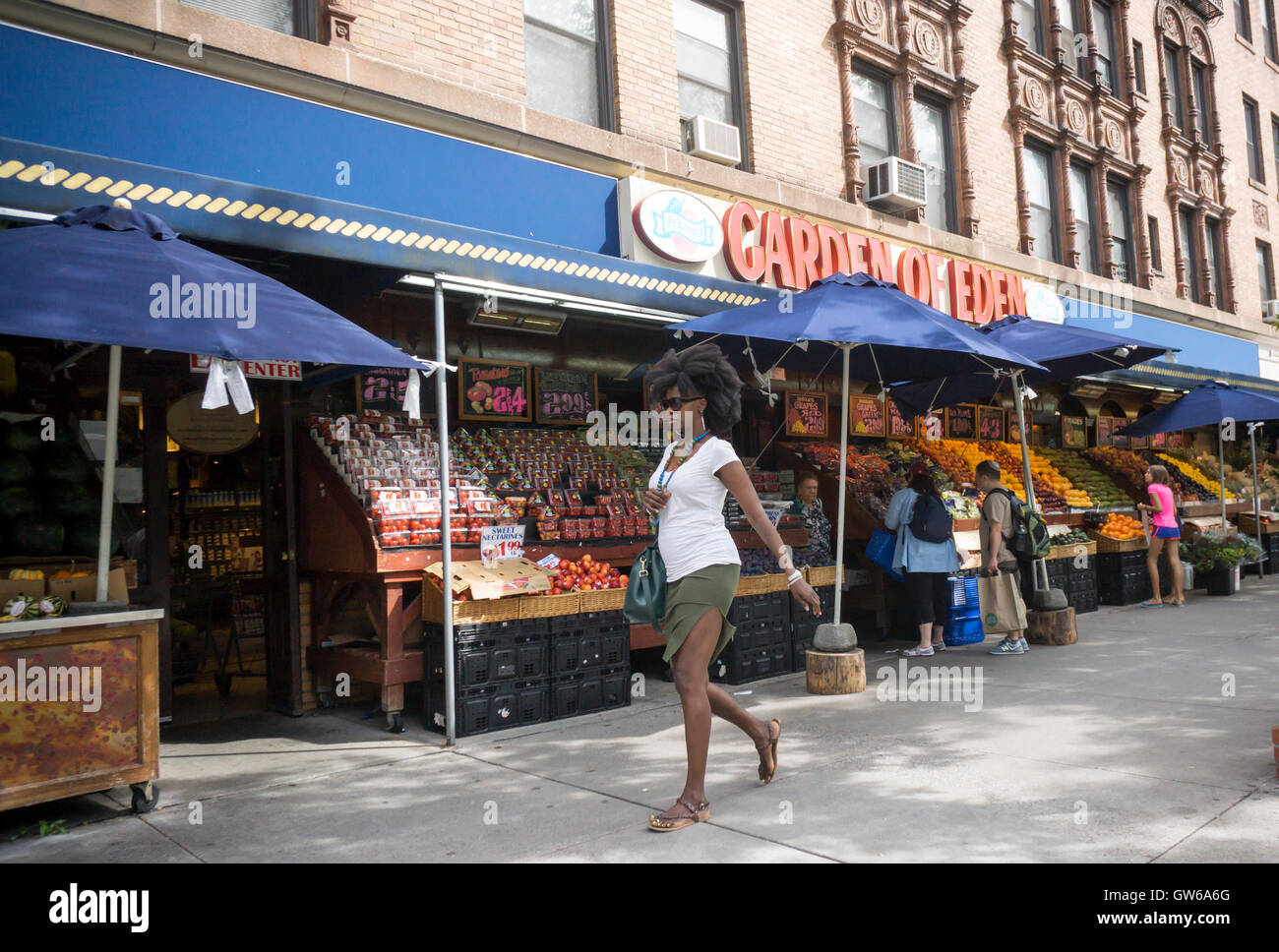 https www alamy com stock photo a store of the local supermarket chain garden of eden in new york 118768344 html