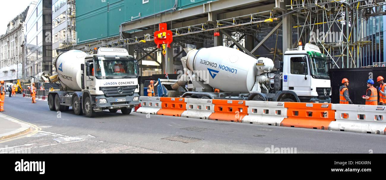 U Cart Ready Mix Concrete
