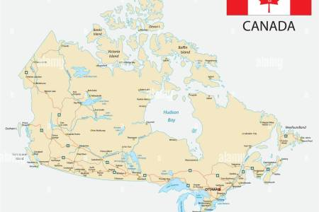 canada road map canada » [HD Images] Wallpaper For Downloads   Easy ...