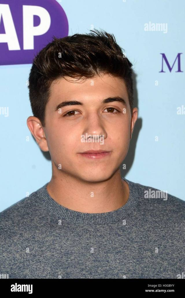 los angeles, ca, usa. 5th oct, 2016. bradley steven perry at