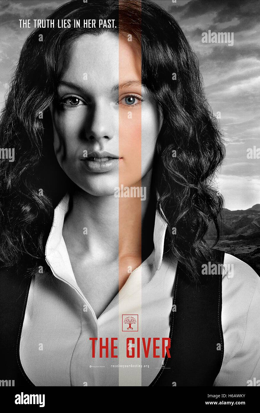 https www alamy com stock photo taylor swift poster the giver 2014 124400191 html
