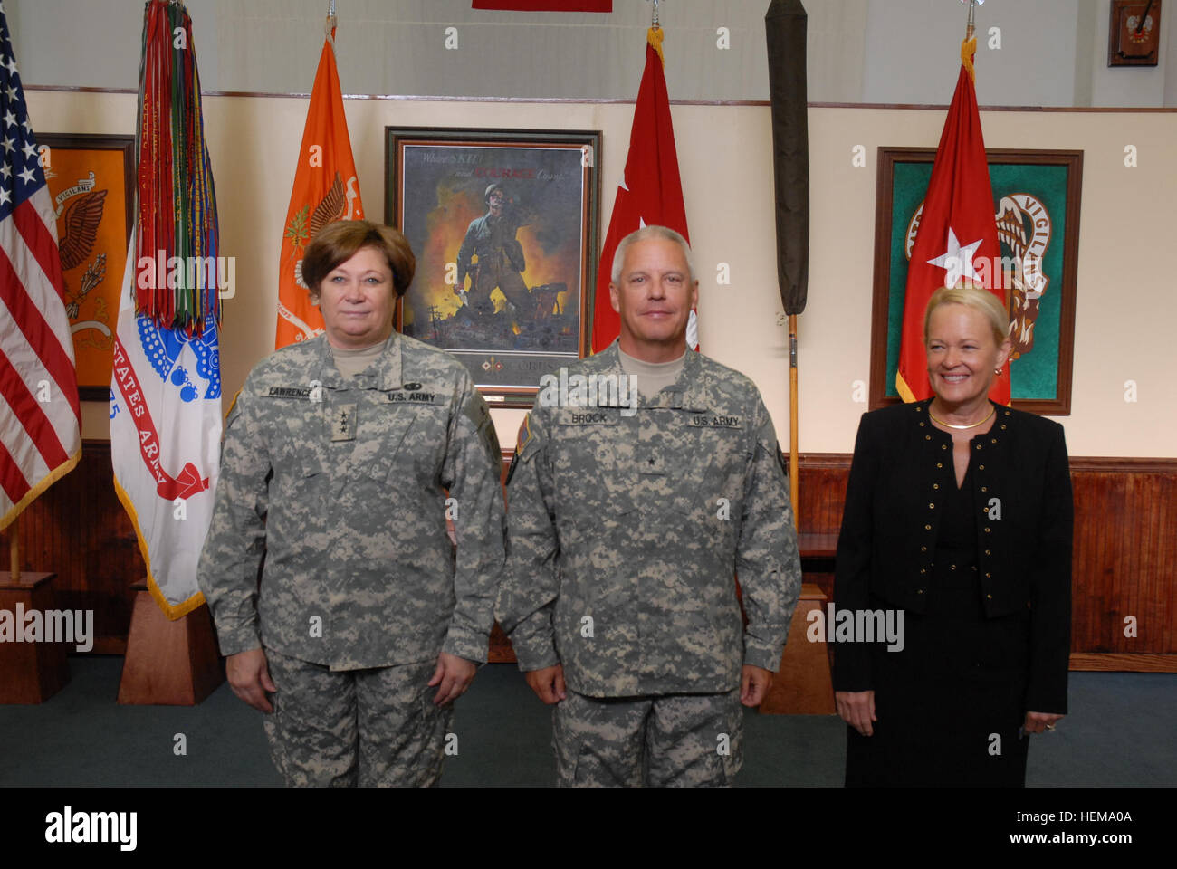 Lt Gen Susan S Lawrence Army Chief Information Officer