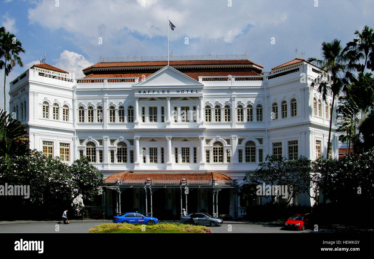 Fairmont Raffles Hotels International Stock Photos