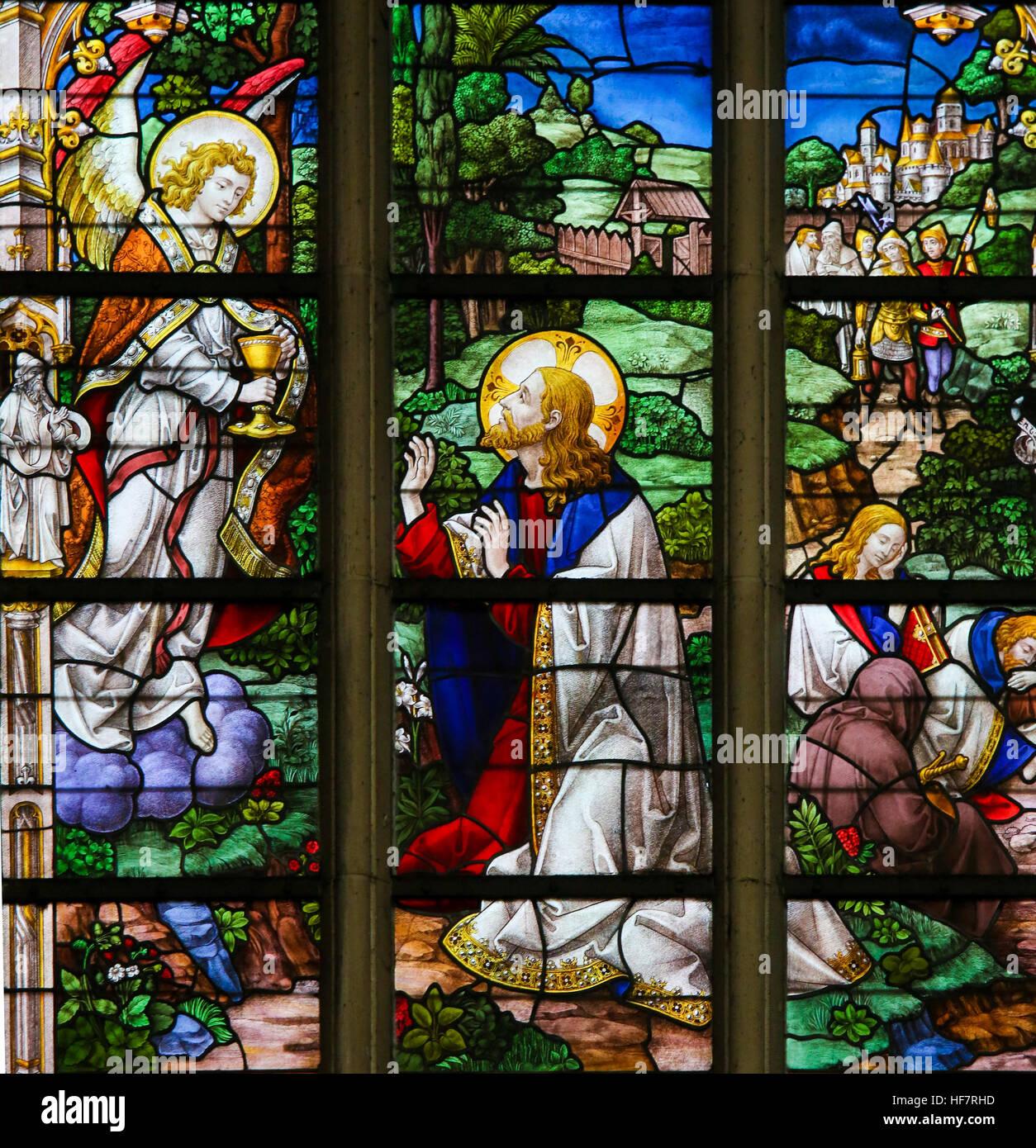 Garden Of Gethsemane Story Ppt