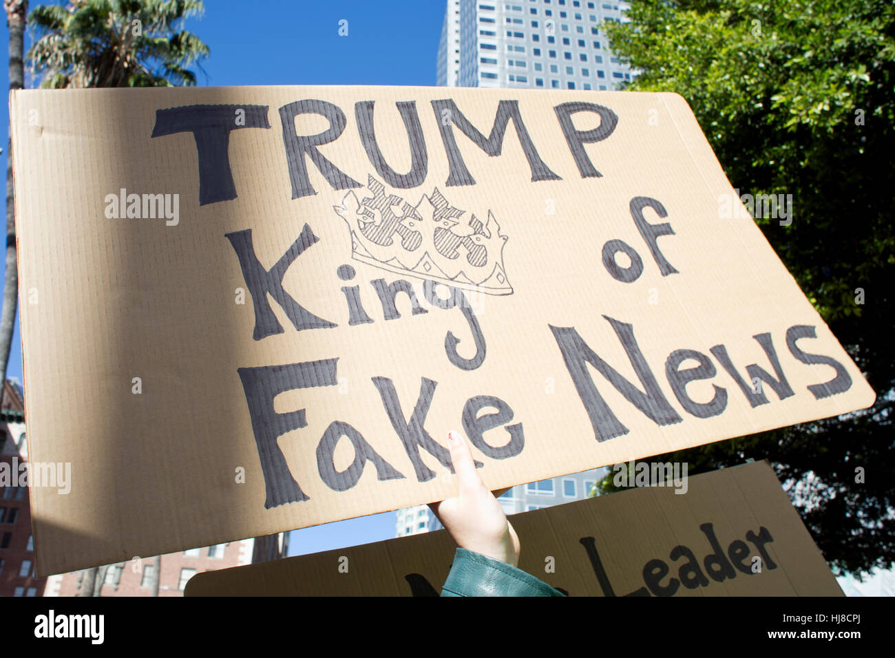 Image result for trump is the king of fake news