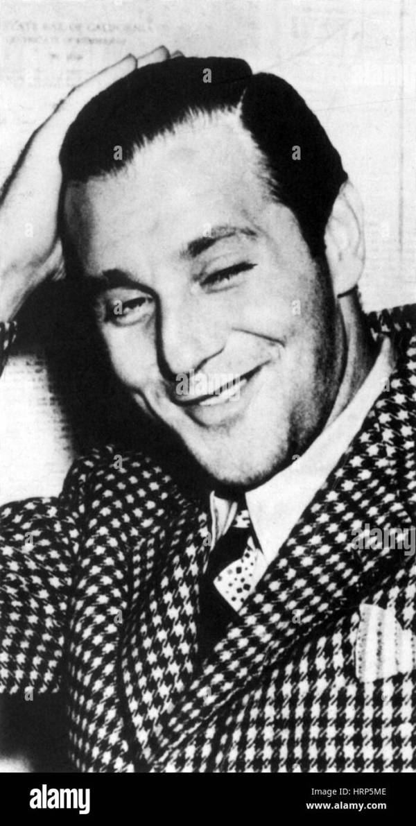 Bugsy Siegel Stock Photos & Bugsy Siegel Stock Images - Alamy