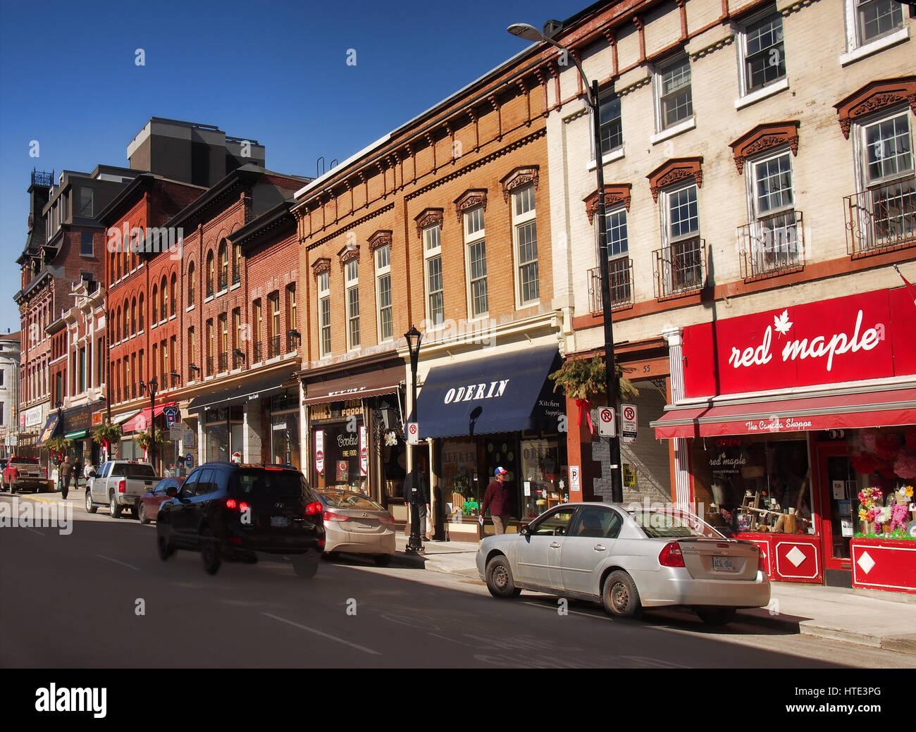 Downtown Restaurants Kingston Ont