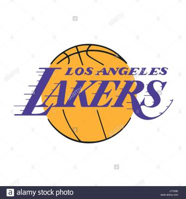 Lakers Logo Stock Photos & Lakers Logo Stock Images - Alamy