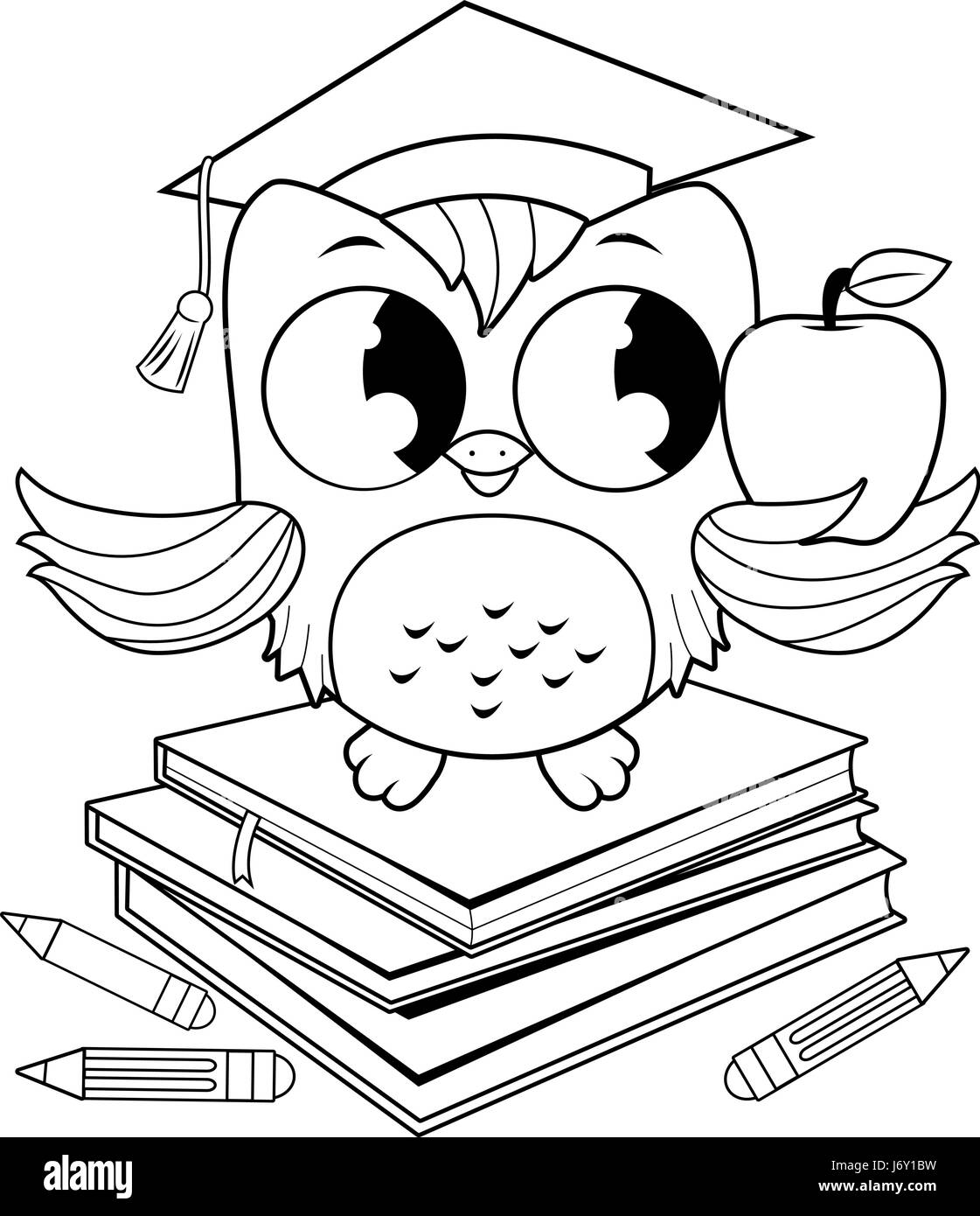 graduation hat coloring page free coloring pages download xsibe