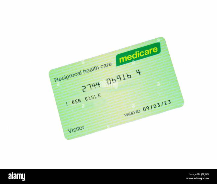 how to get a medicare card in australia