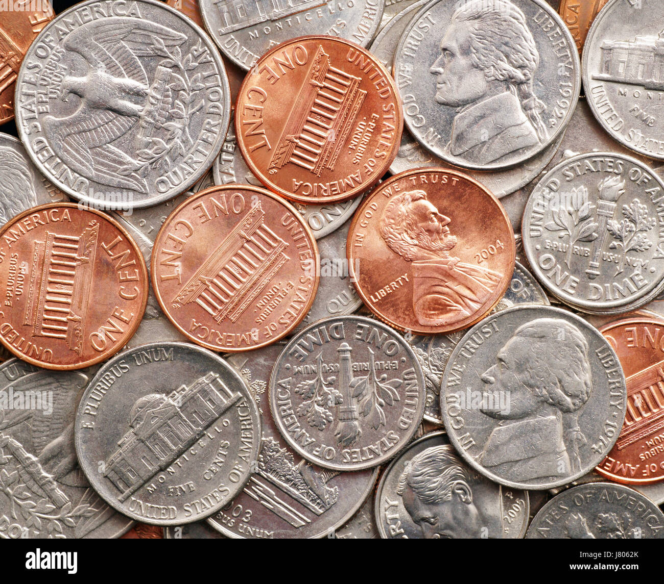 Dollars And Cents Coins