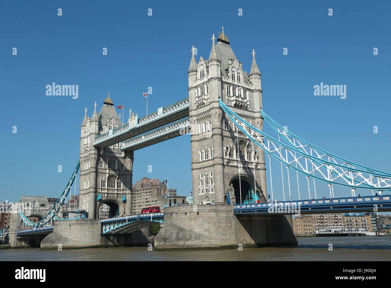 The Iconic Tower Bridge In London One Of The Most Famous