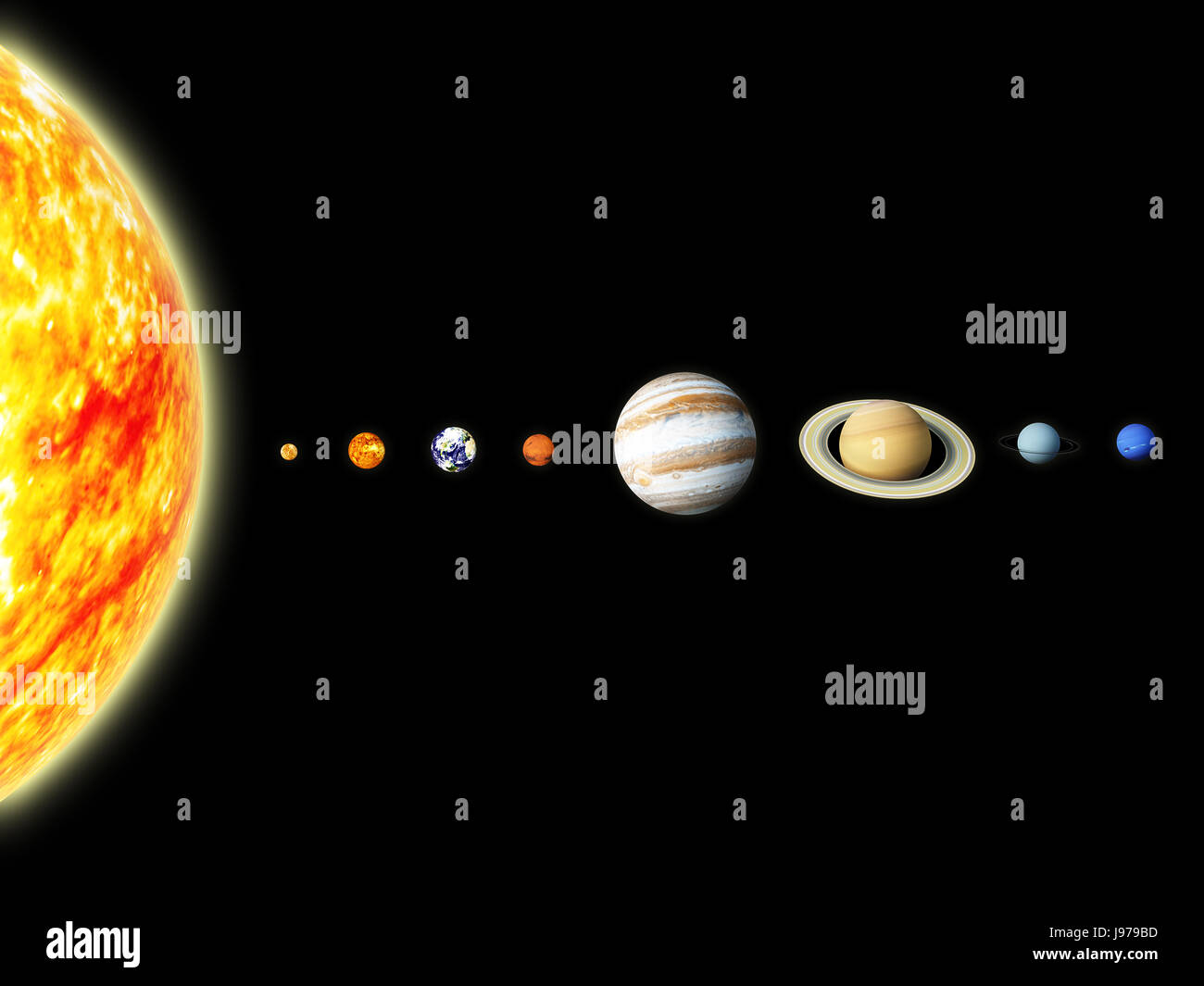 Education Science Solar System Astronomy Planetary