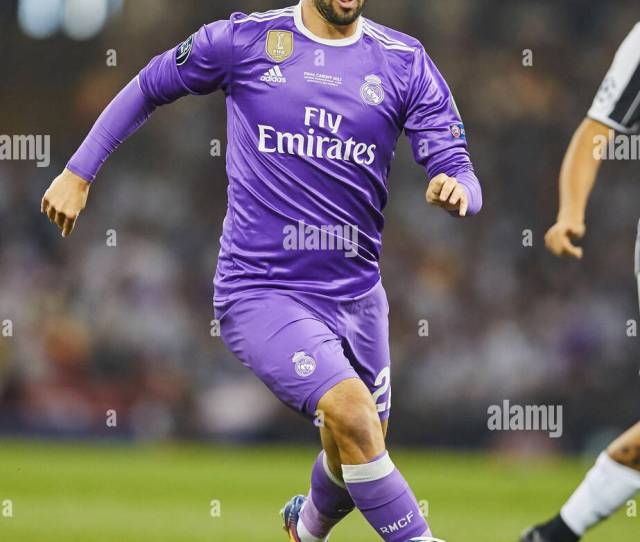 Uefa Champions League Final Cardiff June   Isco Real Madrid  Drives The Ball Action Full Size Real Madrid Juventus Turin   Foo