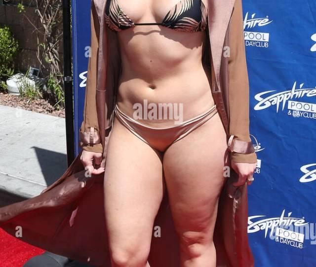 Blac Chyna Hosts At Sapphire Pool Featuring Alexis Texas Where Las Vegas Nevada